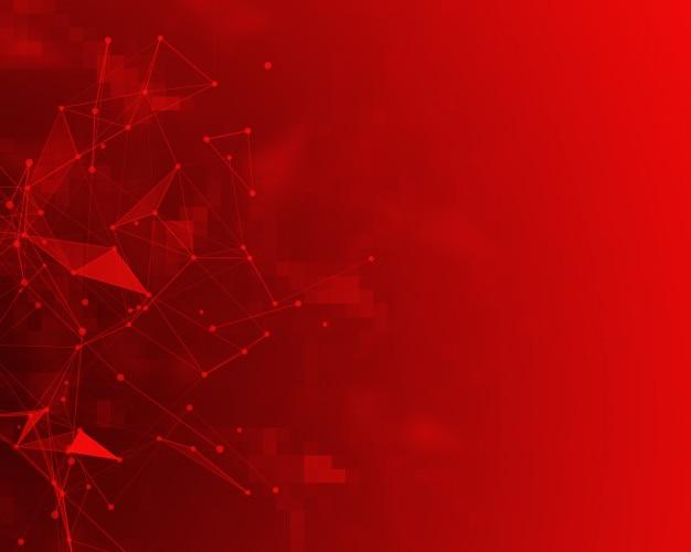 Roter plexus & mosaik hintergrund