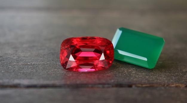 Roter rubin