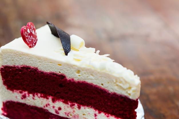 Roter samt-kuchen