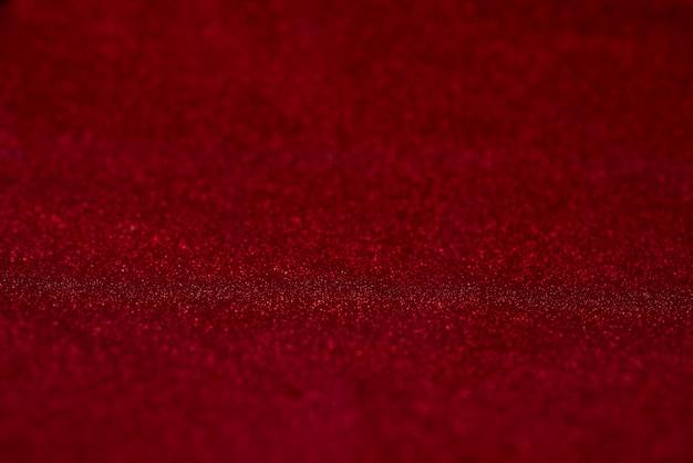 Rotes hintergrundbild unschärfe bokeh hintergrundkonzept