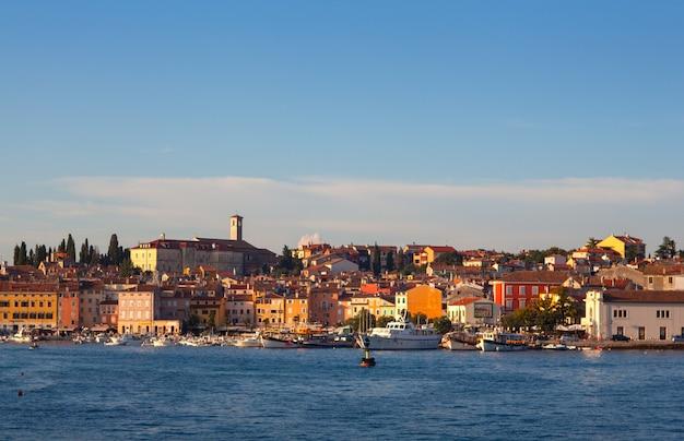 Rovigno - rovinj, kroatien