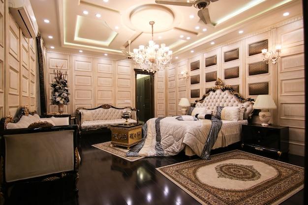Royal luxury schlafzimmer