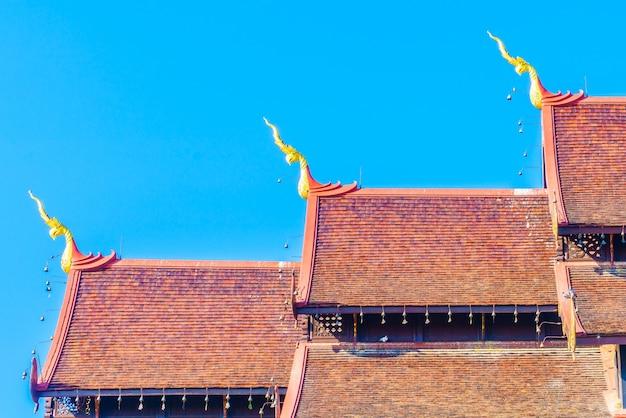 Royal pavilion in chiang mai