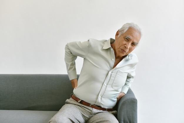 Rückenschmerzen problem