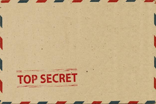 Rückseite der leeren postkarte