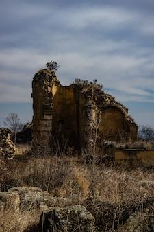 Ruinen der antiken stadt samshvilde