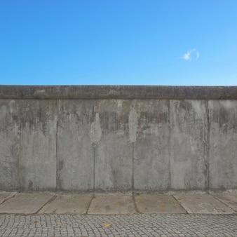 Ruinen der berliner mauer