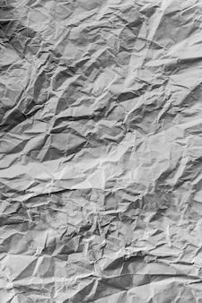 Runzelte papierbeschaffenheit, hartes licht