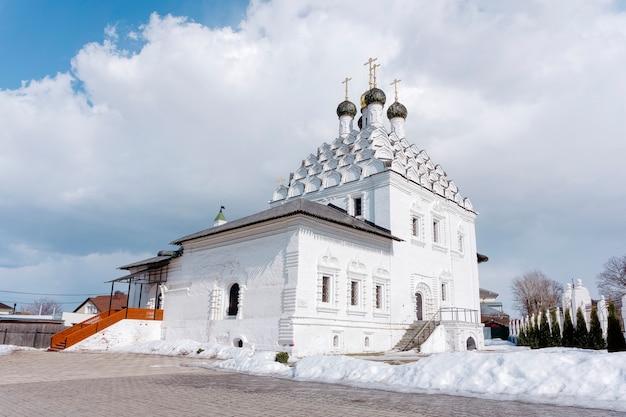 Russische altgläubige orthodoxe kirche in kolomna
