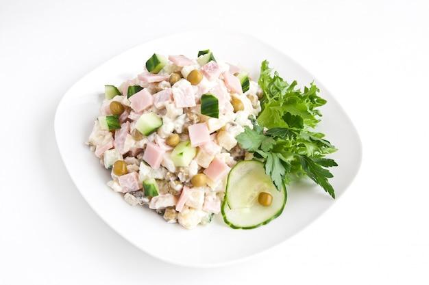 Russische salatolivie