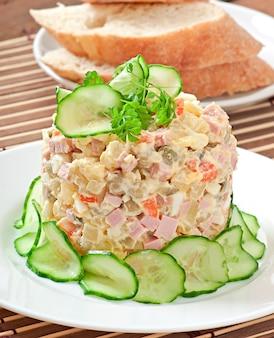 Russischer salat - olivier