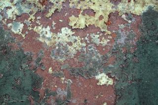 Rust texture, oxidiert, metallic