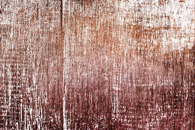 Rustikale roségoldfarbe strukturiert