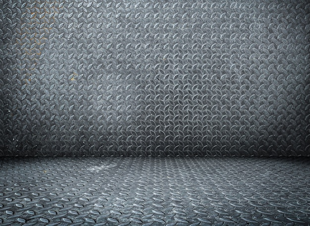 Rustikaler metallbeschaffenheitshintergrund des kratzers