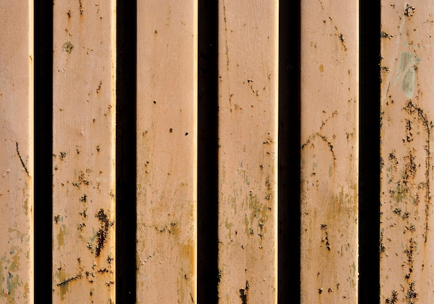Rusty container textur