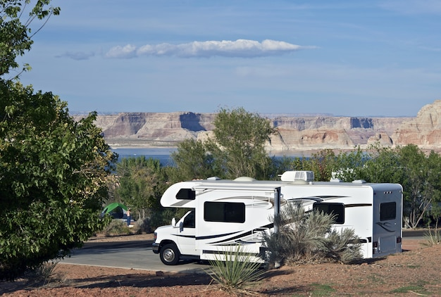 Rving in arizona