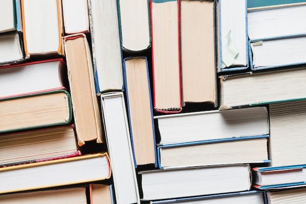 Sack bibliotheksbücher