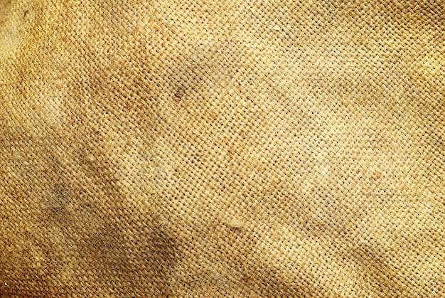 Sack textur hintergrund