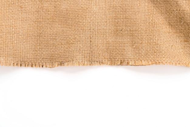 Sackcloth textur hintergrund