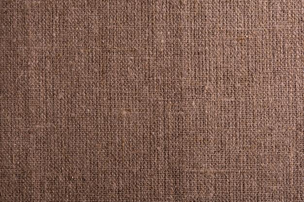 Sackleinen textur, hintergrund, abstraktion,