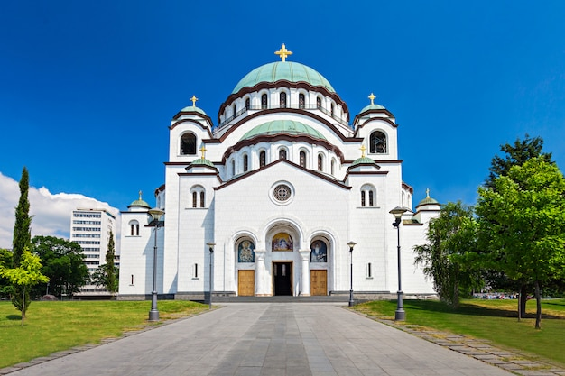 Saint sava kathedrale