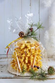 Sakotis litauisches kuchengeschenk für weihnachten