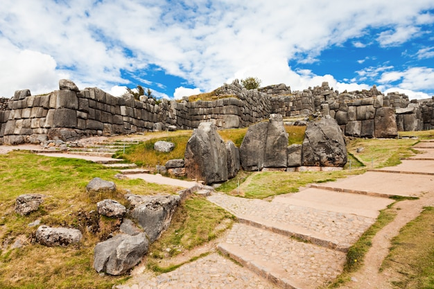 Saksaywaman in cusco