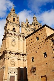 Salamanca clerecia kirche und casa conchas