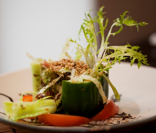 Salat hautnah