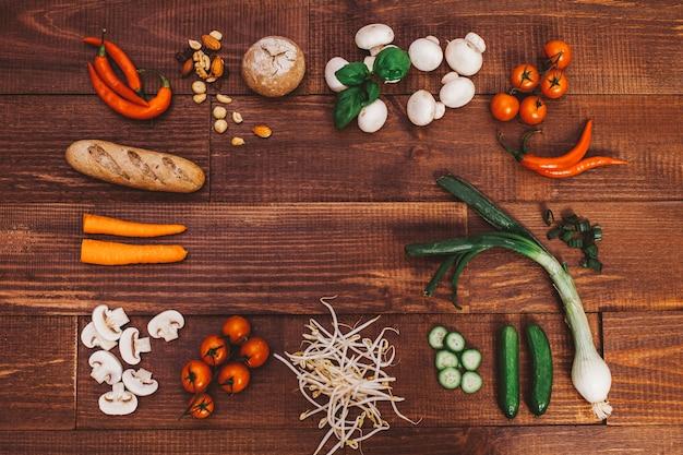 Salud foodie gesundheit leckeres essen