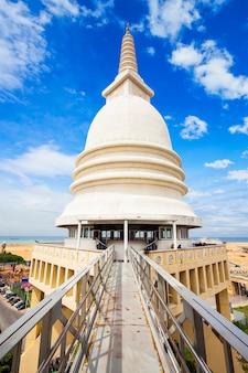 Sambodhi chaithya tempel, colombo