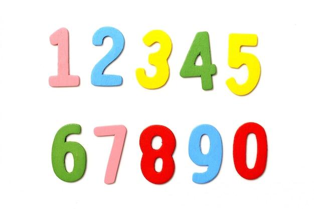Sammlung der nummer