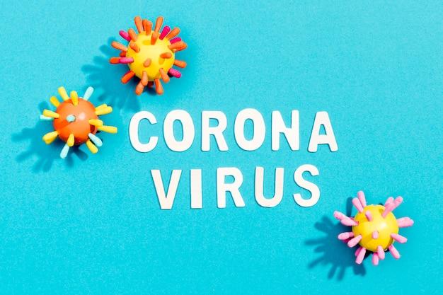 Sammlung von bakterienviren