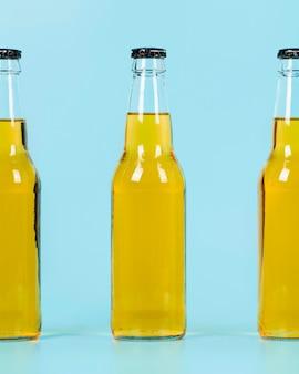 Sammlung von bierflaschen