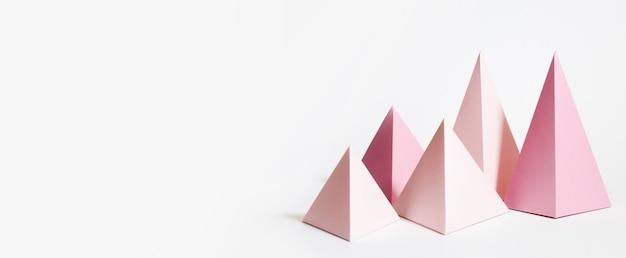 Sammlung von papierelementen im kopierbereich