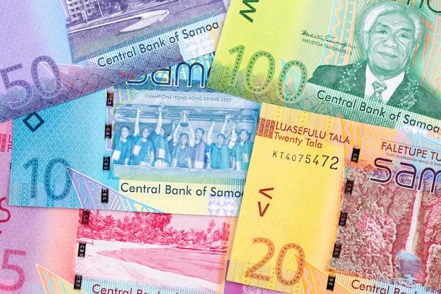Samoanisches geld