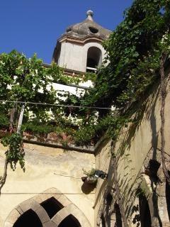 San francesco kreuzgang