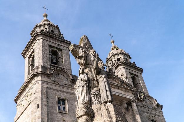 San francisco de asis monument und san francisco kirche