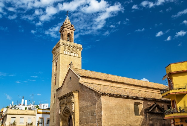San marcos kirche in sevilla - spanien, andalusien