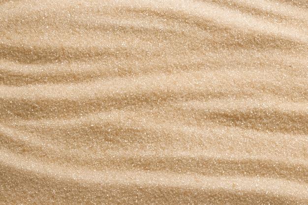Sand am strand hintergrund