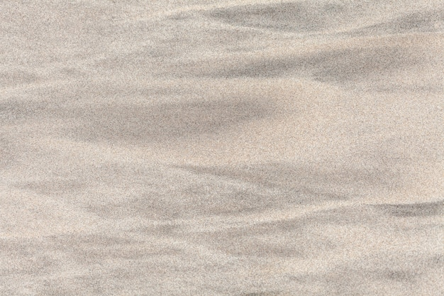 Sand am ufer