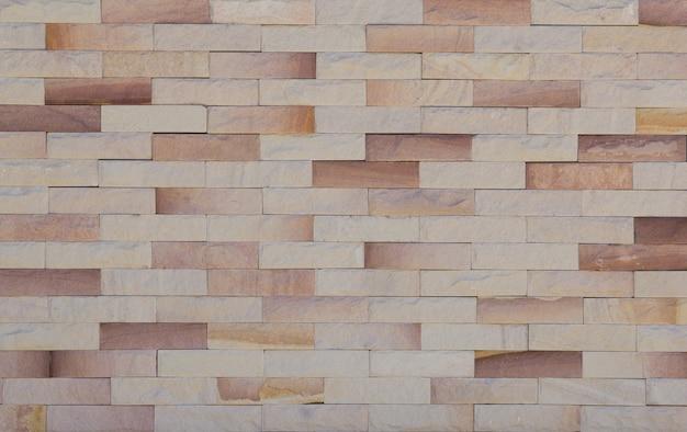 Sand steinmauer textur und hintergrund von dekorieren