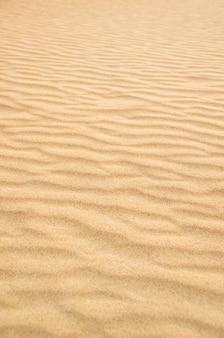 Sandbeschaffenheit in der goldwüste