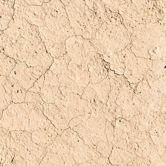 Sandboden strukturiert.