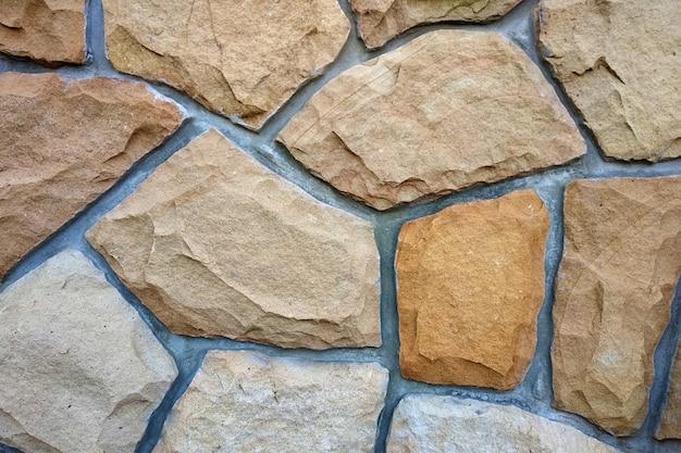 Sandsteinwand für gebrauch als hintergrund.