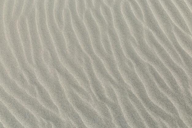 Sandstruktur, sandmuster in der wüste