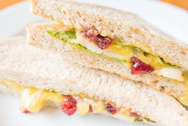 Sandwich huhn