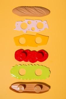 Sandwich-zutaten