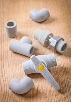 Sanitärarmaturen aus kunststoff