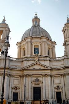 Sant 'agnese in der agone-kirche
